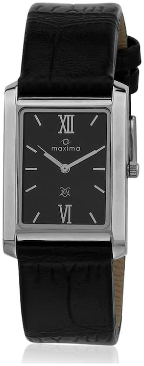 Maxima Attivo Collection 29021Lmgi Men Analog Watch