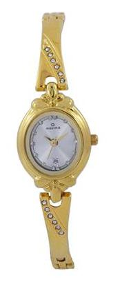 Maxima Gold Collection 29375Bmly Women Analog Watch