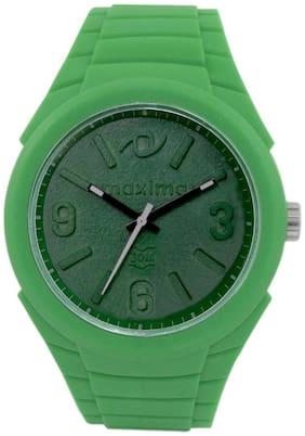 Maxima Fiber Collection 36280Ppgn Men Analog Watch