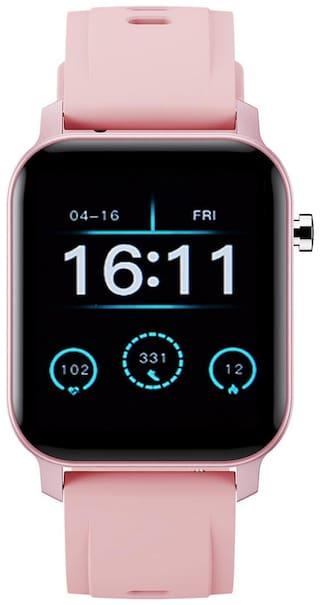 Maxima X261MP64183 Unisex 35.6 mm Pink Smart Watch