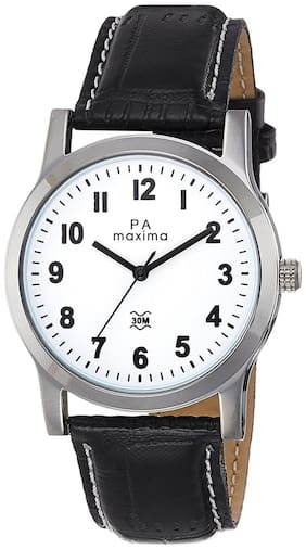 Maxima Men Analog Watch-O-44676LMGI