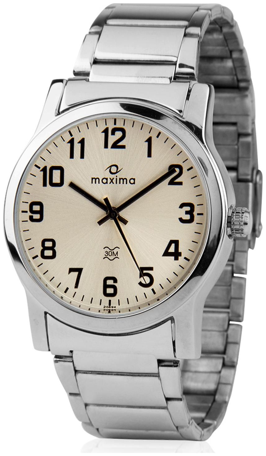 Maxima Attivo Collection 20894Cmgi Men Analog Watch by P A Time Factory