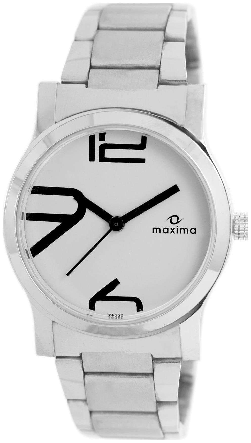 Maxima Attivo Collection 28020Cmli Women Analog Watch by P A Time Factory