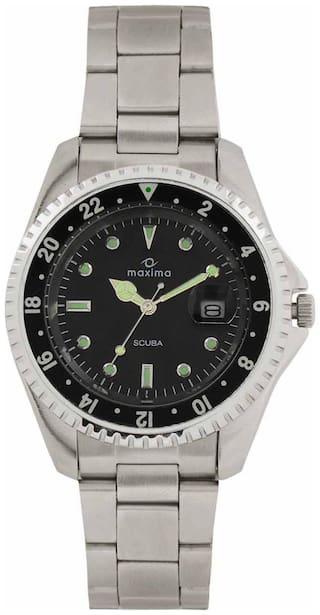 Maxima Attivo Collection 00454Cmgi Men Analog Watch