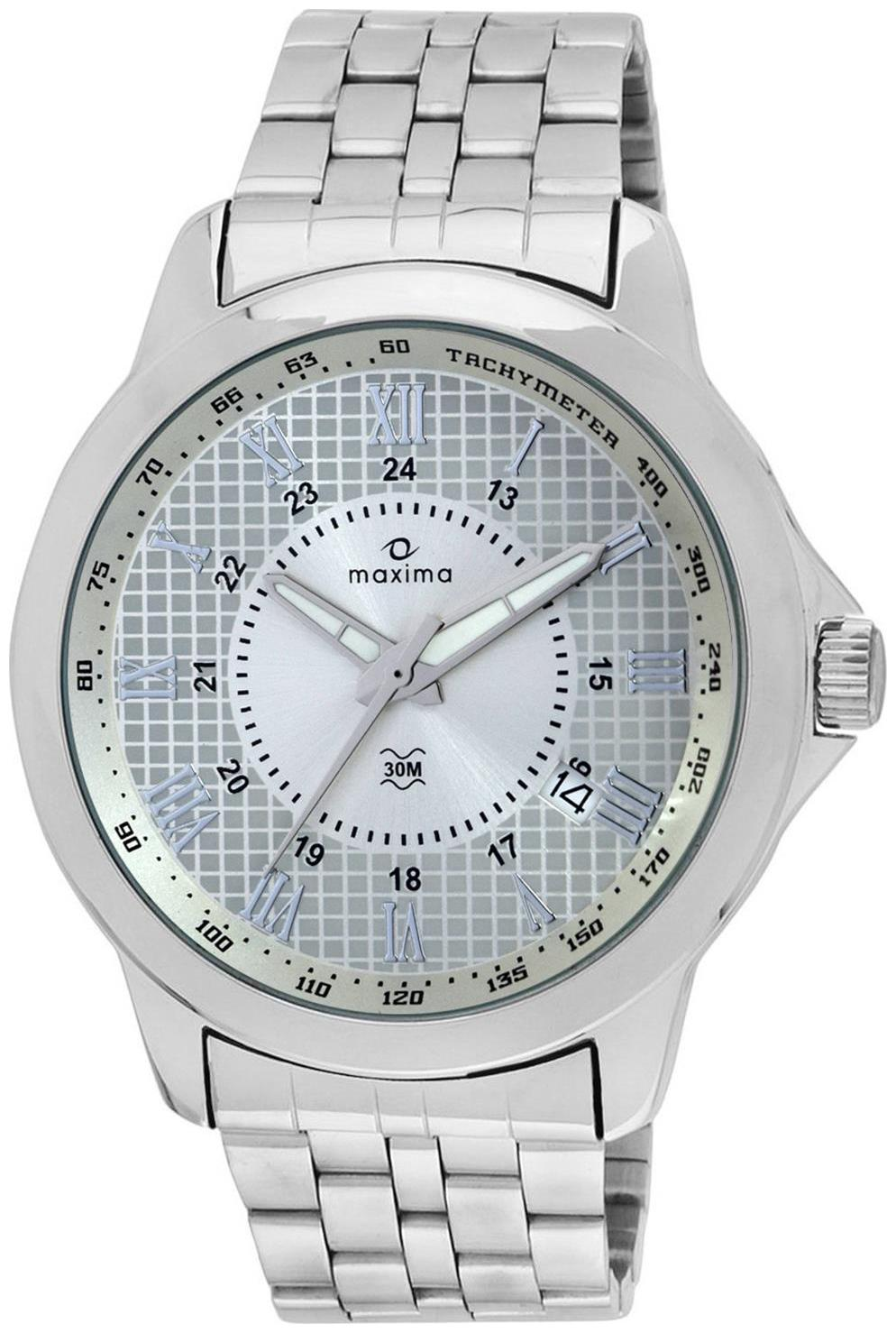 Maxima Attivo Collection 24110Cmgi Men Analog Watch by P A Time Factory