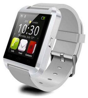 MDI U8 smart watch wrist Smart Watch-white