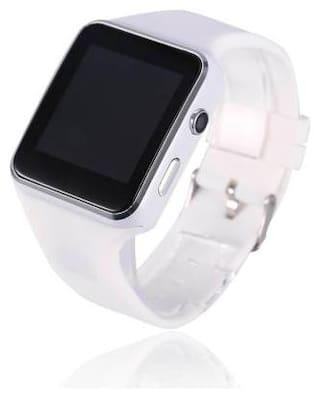 MECKWELL X6 Unisex 28 mm White Smart watch