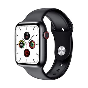 Meckwell Smart Watch Heart Rate   Fitness   Full Touch Display   Calling Feature  Smart Watch Series With. Heart Rate   Fitness   Full Touch Display   Calling Feature
