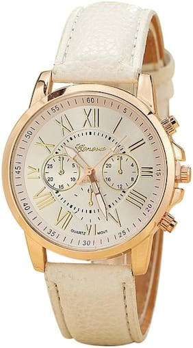 Meher Collection Stylish Geneva Watch Stylish Chronograph Watches  - For Men