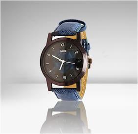 Awex Men's Analog Watch - Blue