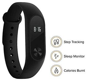 Mi Band - HRX Edition (Black)