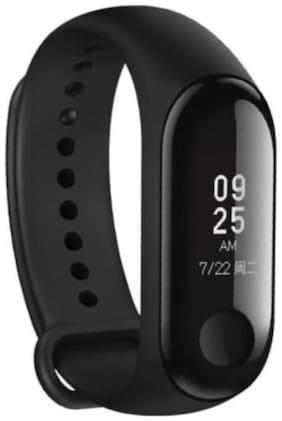 MI-STS M3 Plus Fitness Smart Band (Black)