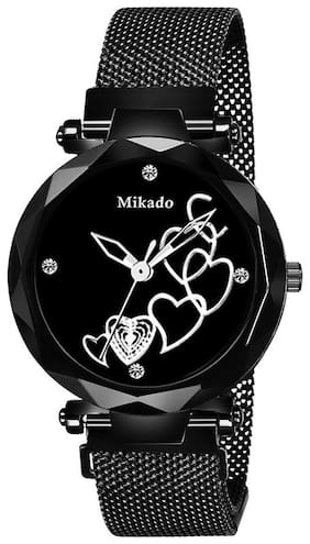 Mikado New Trend Fashionable Watch for Girls Analog Watch - For Girls