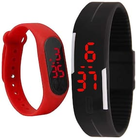 miss perfect Digital led Watch for men