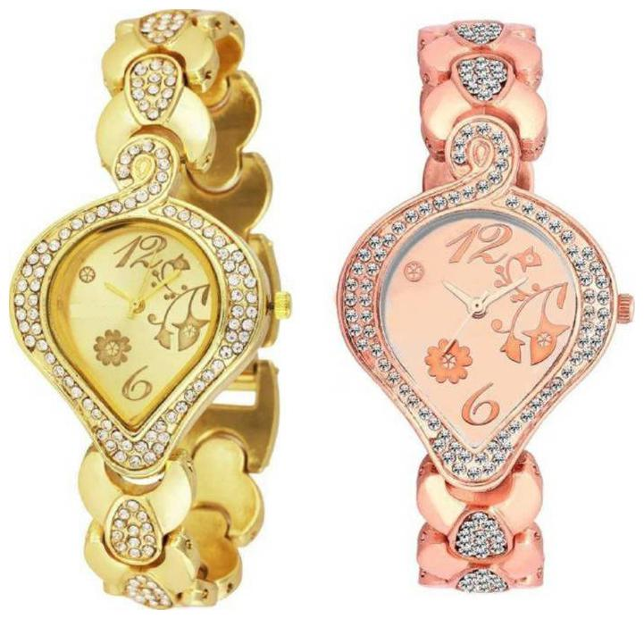 Miss Perfect Profetional casual fancy analog stylish watch   for girls Watch   For Girls by Miss Perfect