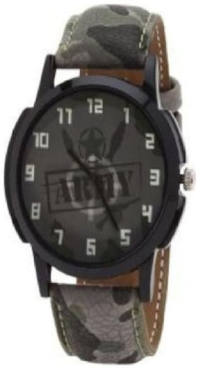 MISS PERFECT Men Sports Army Analog Watch