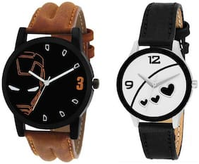 Miss Perfect Couple Watch For Women And Men