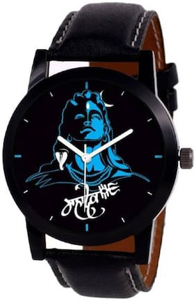 Blue Analog Watches