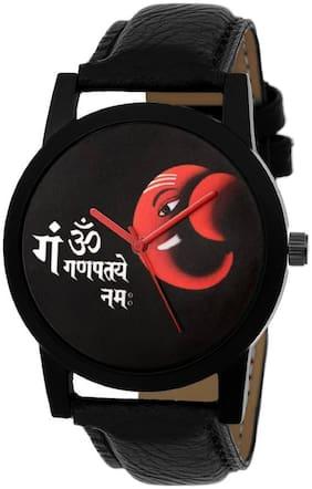 Black Analog Watches