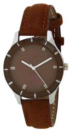 MissPerfect Brown Special Exclusive Elegant Watch - For Girls