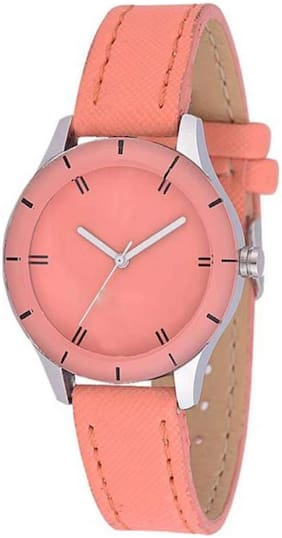 MissPerfect Orange Fresh Fashion For Arrival Women Analogue Watch - For Girls