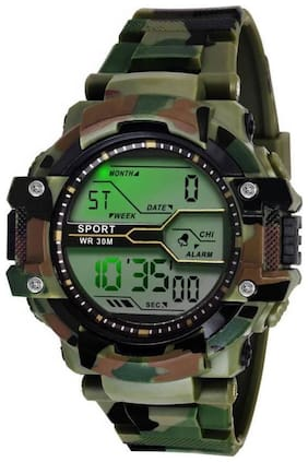mkstone Army Digtital watch
