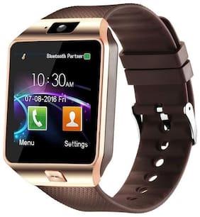 Unisex Brown Smart Watch