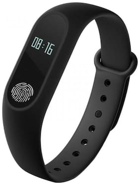 QUXXA M2 Smart Band with multiple impressive features compatible with All Android/IOS Smartphones