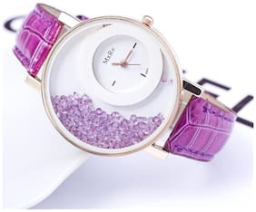 Mxre PurpleFancy Analog Watches(Pack of 5)