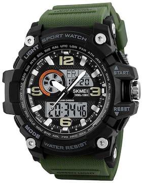 New Launch Green Sport Digital watch for men & Boy