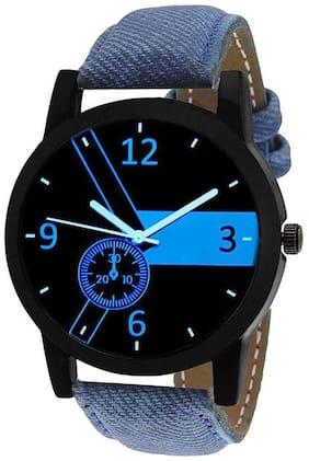 new stylish men analogue watch