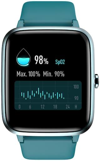 Noise ColorFit Pro 2 Oxy Unisex 33.02 mm Green Smart Watch