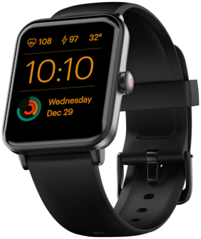 Noise ColoFit Pro 3 Smartwatch - Jet Black