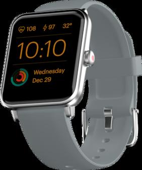 Noise ColoFit Pro 3 Smartwatch - Smoke Grey