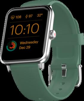 Noise ColoFit Pro 3 Smartwatch - Smoke Green