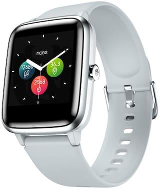 Noise ColorFit Pro 2 Smartwatch - Mist Grey