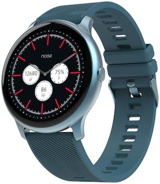 Noise Fit Evolve Unisex 32 mm Blue Smart Watch