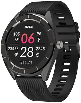 Noise NoiseFit Endure Smartwatch (Charcoal Black)