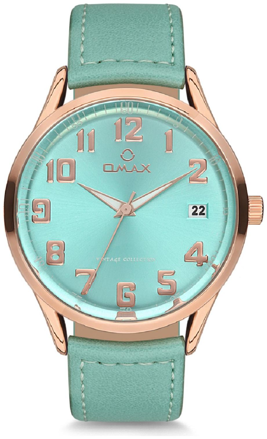 OMAX VC09RB4A Women Blue Analog Watch by Omax Watches