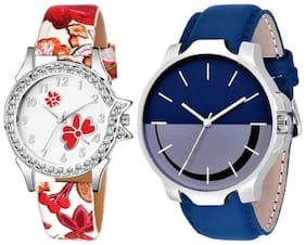 One77 New Analog Staylish For Men & Women's Watch Supper Combo