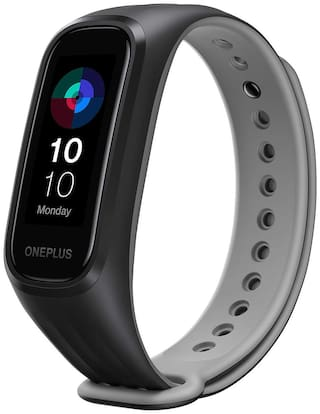 OnePlus W101N Smart Unisex 27.9 mm Black Fitness Band & Trackers