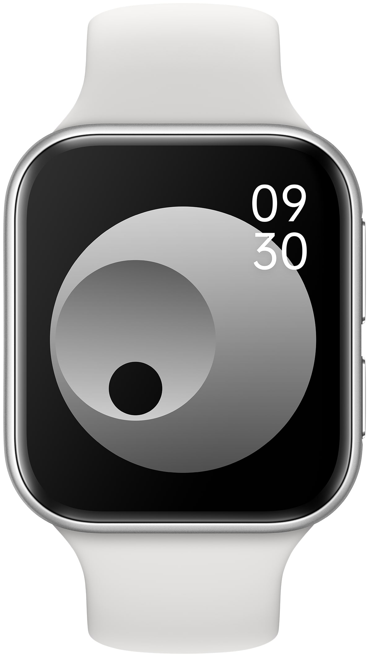 OPPO Watch 41mm Wifi (Silver Mist)