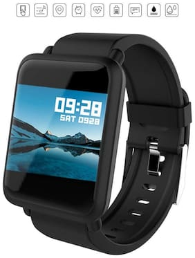 OPTA SB-047 Bluetooth Fitness band Smartwatch All-in-One Activity Tracker Blood Pressur Heart Rate Multi-Sport Mode Sleep Monitor smartband