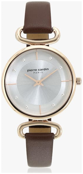 Pierre Cardin PC902332F01U Analog watch for women
