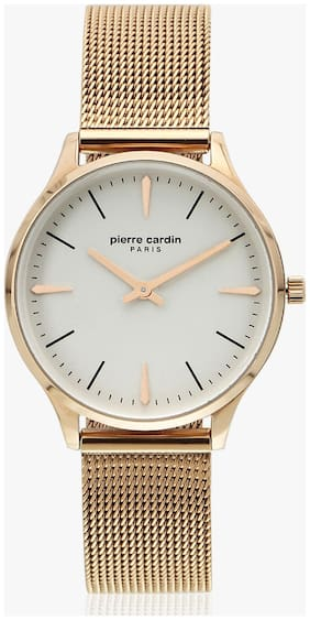 Pierre Cardin PC902282F09U Analog watch for women