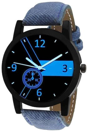 Popmode New Stylish Blue Modish Watch Collection for Mens Club Watch