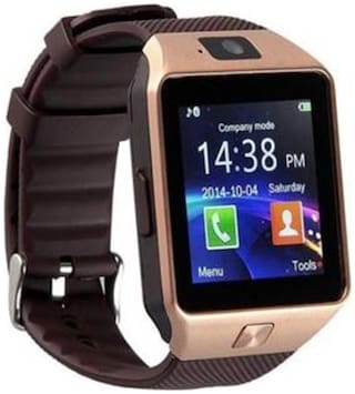 PredictWay T30 Smartwatch Gold With Sim and Camera
