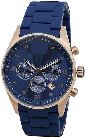Jaazi International JZ00098 Men Blue - Chronograph Watch