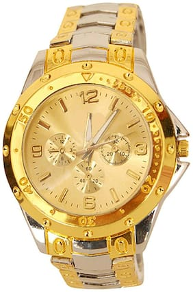 Prince Fashion Gold Imported Watch