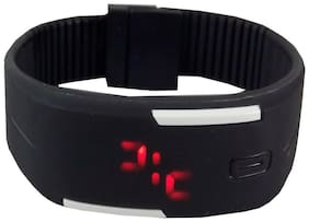 PRODUCTMINE Black LED Watch